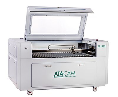 ATACAM CNC Laser Cutter ; Model AL390 for Non-Metalic Materials