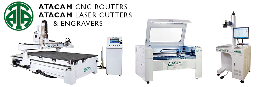 ATA Engineering - ATACAM CNC Routers and CNC Laser Cutters