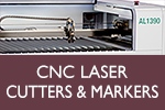 CNC Laser Cutters & Markers